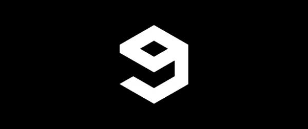 official logo of 9gag
