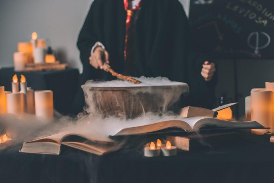 wizard alchemist